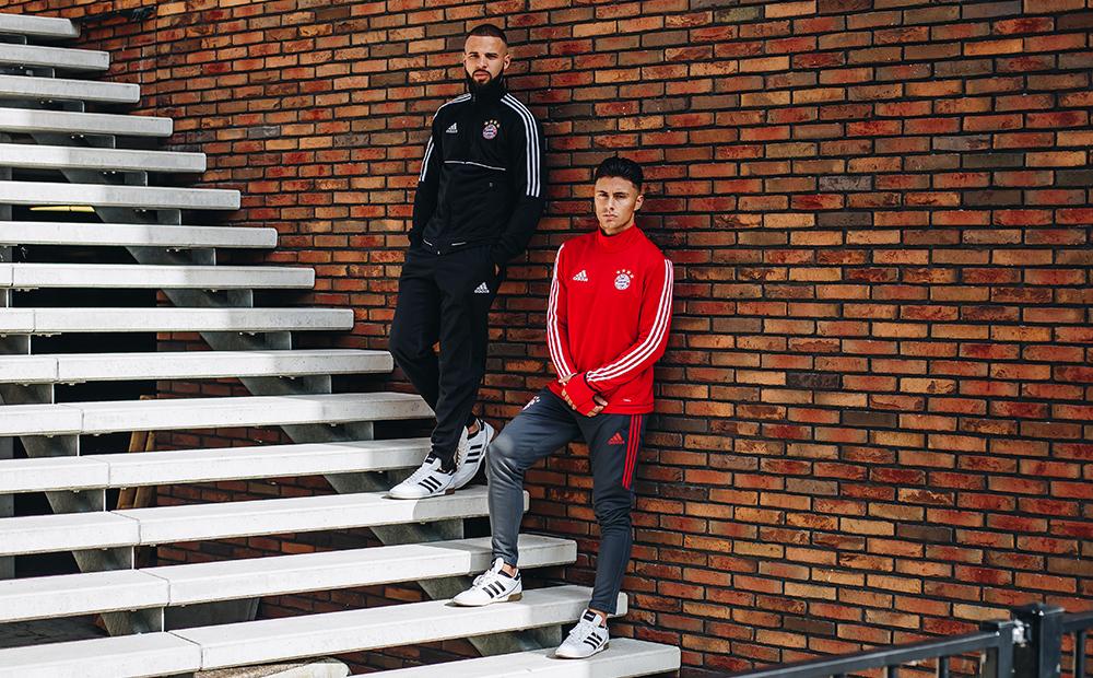 adidas en Bayern München presenteren de trainingscollectie