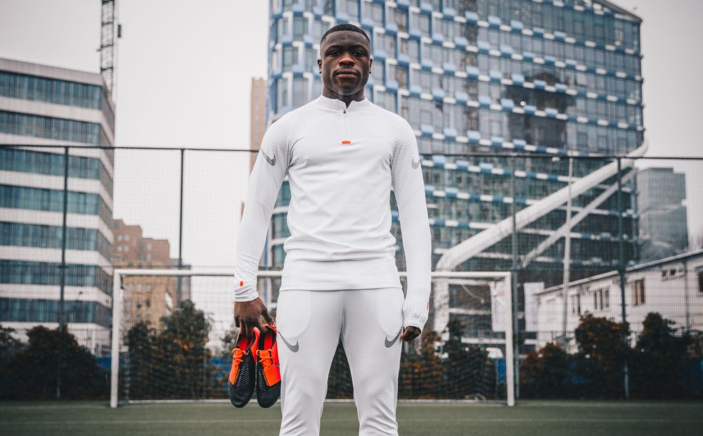 Nike Future Lab Interview Brobbey