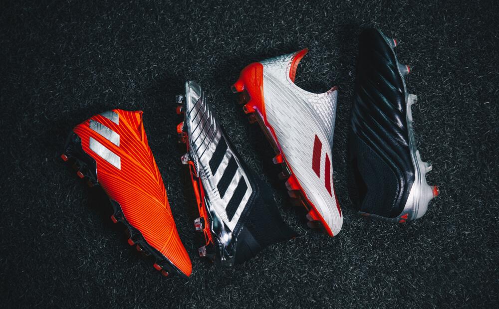 Blog Nieuwe adidas voetbalschoenen | Zorg voor een error