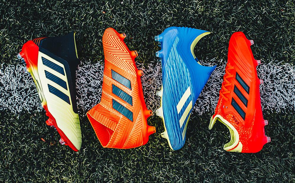 Laad je op voor het WK met het adidas Energy Mode Pack