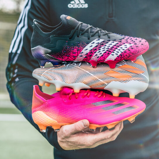 Het adidas Superspectral Pack geeft je energie richting EURO 2020