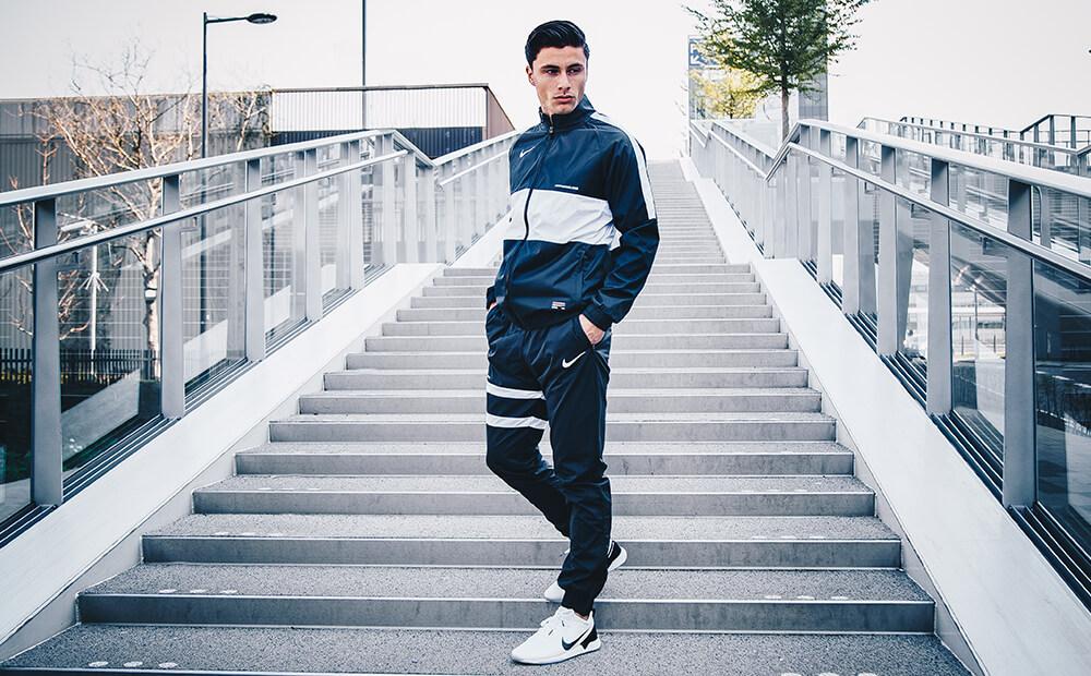 Loop er deze zomer fris bij in de nieuwe Nike F.C. collectie