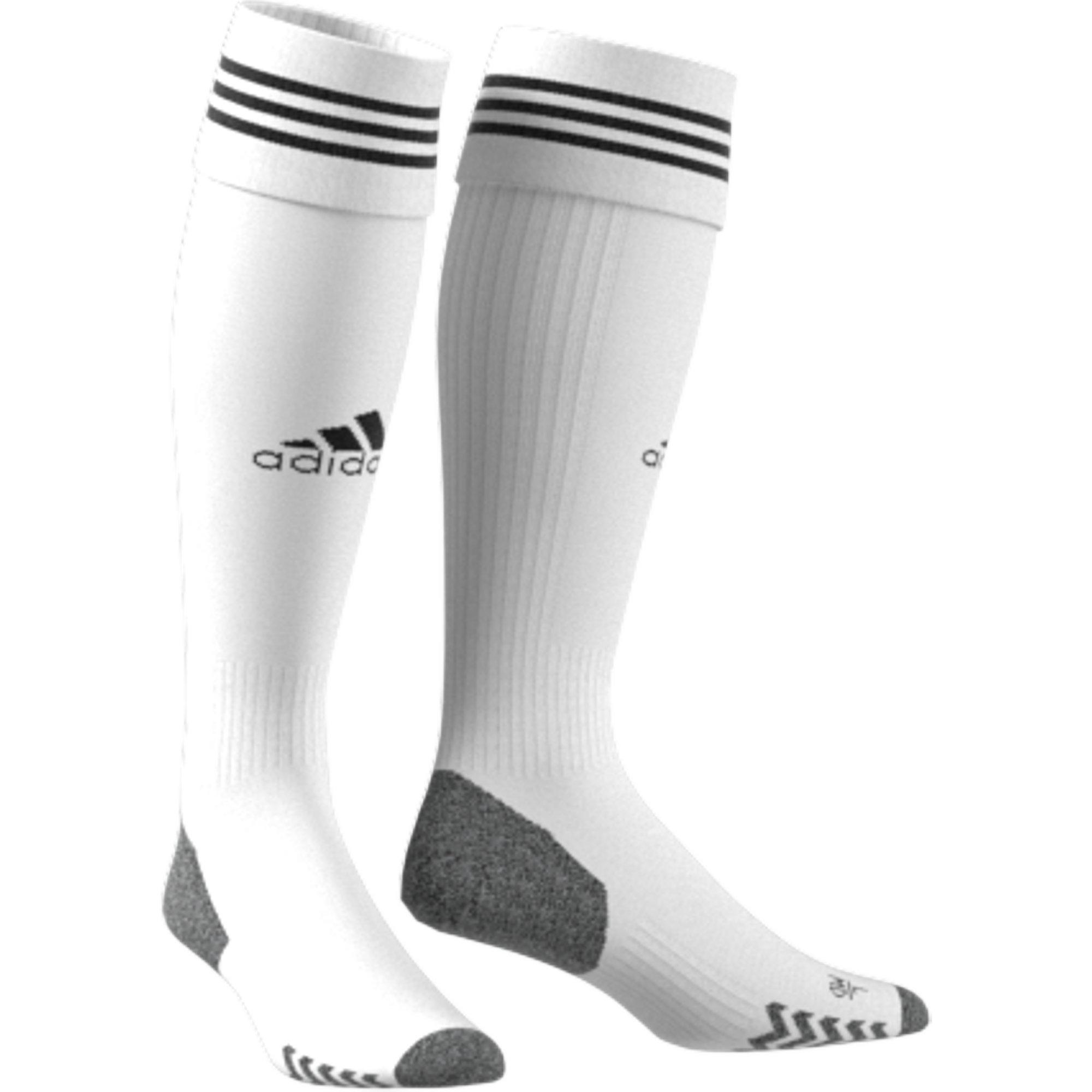 adidas Adi 21 Voetbalsokken Wit Zwart