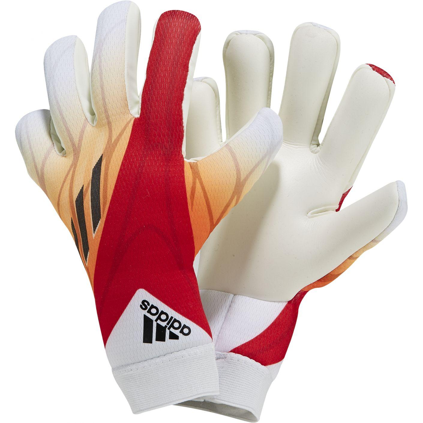 adidas X Keepershandschoenen League Kids Rood Wit Zwart