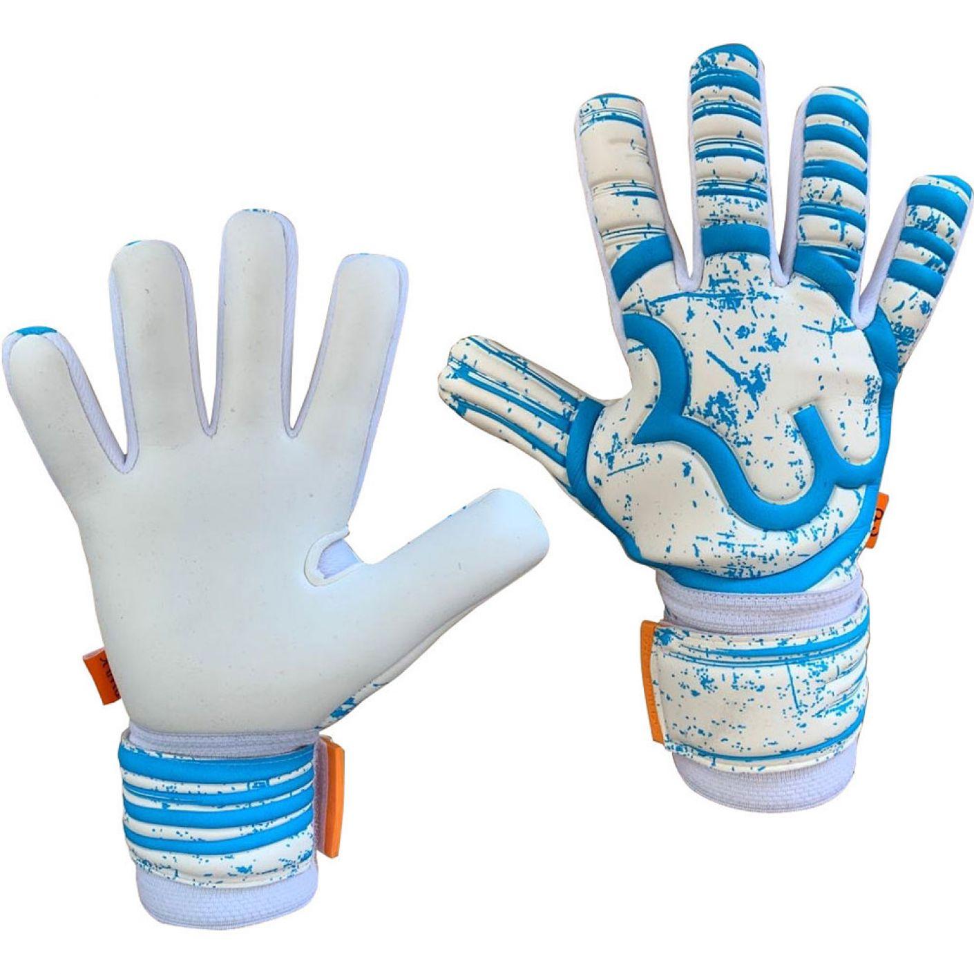 RWLK Future I Keepershandschoenen Wit Blauw