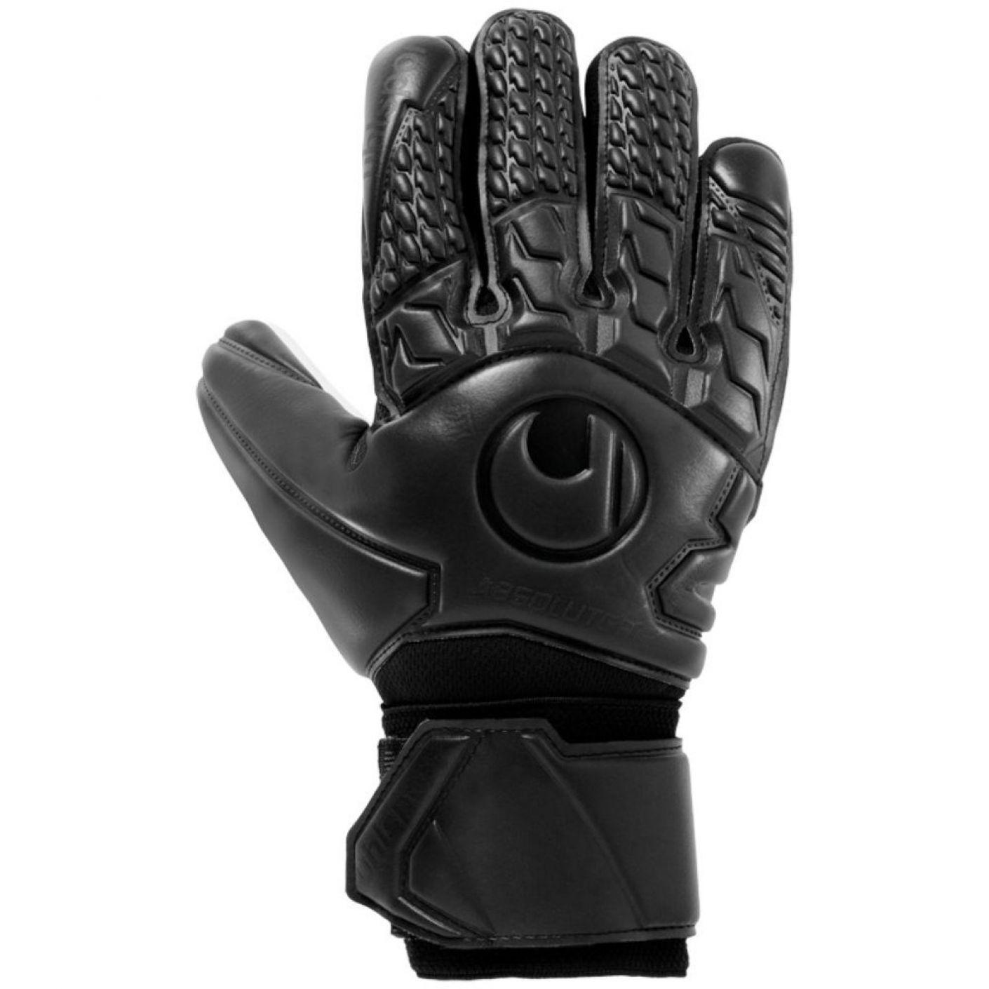UHLSPORT COMFORT ABSOLUTGRIP HN Keepershandschoenen Zwart