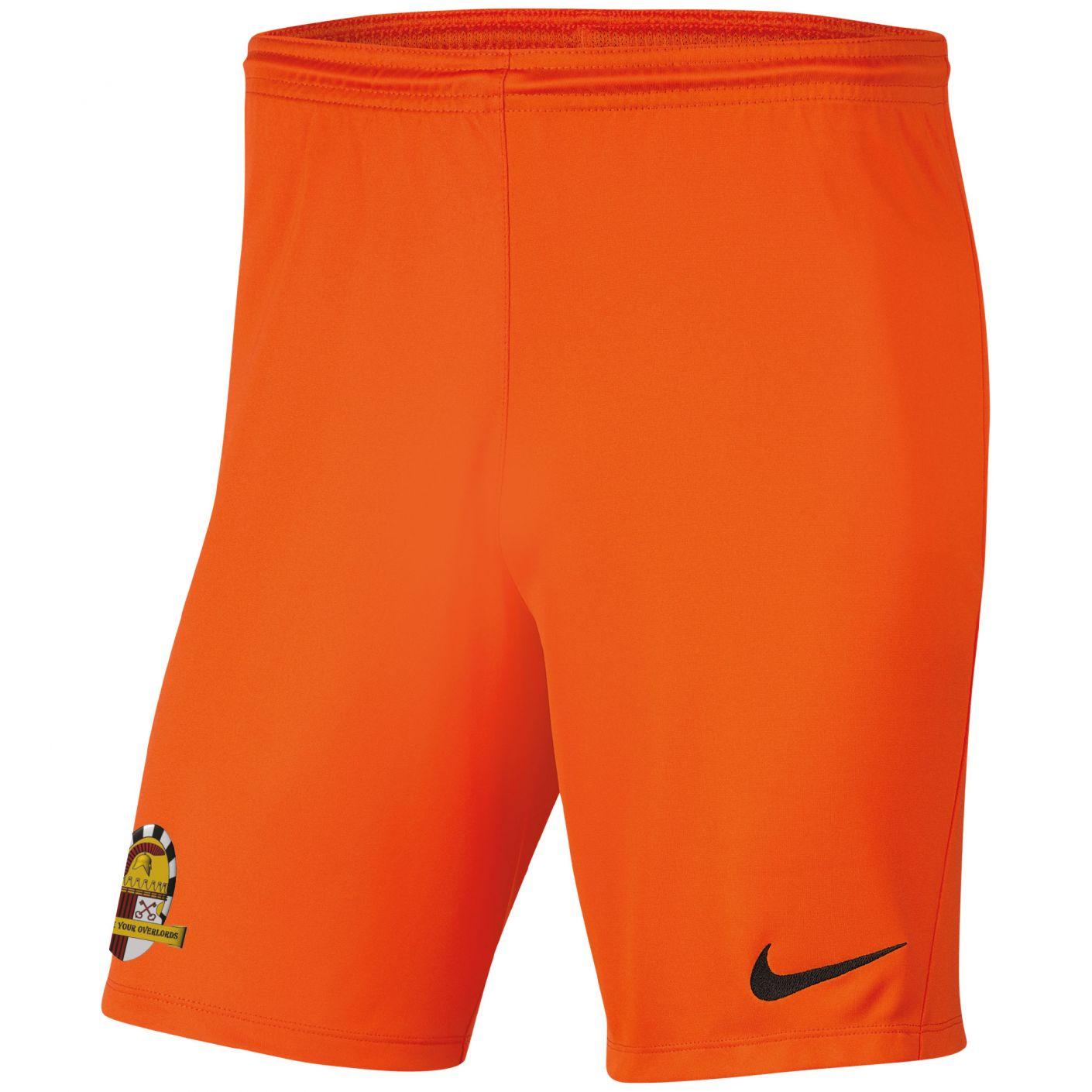 Football Factory Keepersshort Oranje