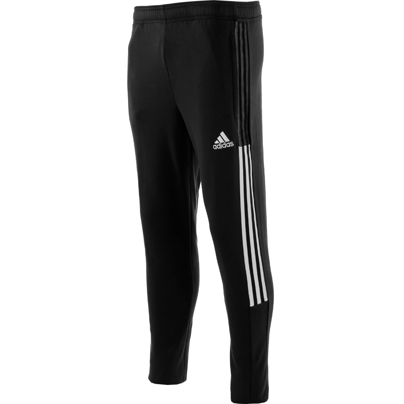 adidas Tiro 21 Sweat Trainingsbroek Zwart Wit