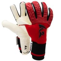 Gladiator Sports Red King Keepershandschoenen Rood Zwart