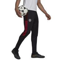 adidas Manchester United Trainingsbroek 2021-2022 Zwart