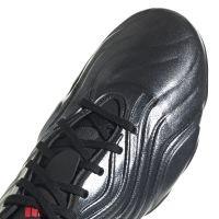 adidas Copa Sense.1 Gras Voetbalschoenen (FG) Zwart Donkergrijs
