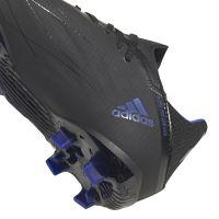 adidas X Speedflow.1 Gras Voetbalschoenen (FG) Kids Zwart Blauw Geel