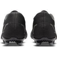 Nike Mercurial Vapor 14 Club Gras / Kunstgras Voetbalschoenen (MG) Zwart Donkergrijs