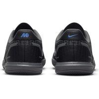 Nike Mercurial Vapor 14 Academy Zaalvoetbalschoenen (IC) Kids Zwart Donkergrijs