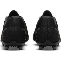 Nike Mercurial Vapor 14 Club Gras / Kunstgras Voetbalschoenen (MG) Kids Zwart Donkergrijs