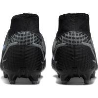 Nike Mercurial Superfly 8 Academy Gras / Kunstgras Voetbalschoenen (MG) Zwart Donkergrijs