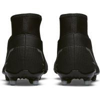 Nike Mercurial Superfly 8 Club Gras / Kunstgras Voetbalschoenen (MG) Zwart Donkergrijs