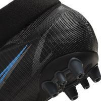 Nike Mercurial Superfly 8 Pro Kunstgras Voetbalschoenen (AG) Zwart Donkergrijs