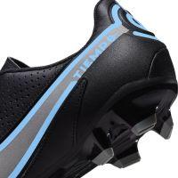Nike Tiempo Legend 9 Academy Gras / Kunstgras Voetbalschoenen (MG) Zwart Blauw