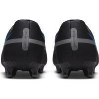 Nike Phantom GT 2 Academy Gras / Kunstgras Voetbalschoenen (MG) Zwart Donkergrijs