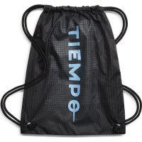 Nike Tiempo Legend 9 Elite Ijzeren-Nop Voetbalschoenen (SG) Anti-Clog Zwart Donkergrijs