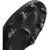 Nike Phantom GT 2 Pro DF Gras Voetbalschoenen (FG) Zwart Donkergrijs
