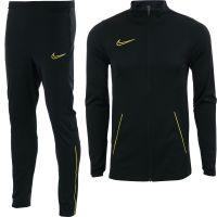 Nike Academy 21 Trainingspak Zwart Goud