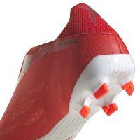 adidas X Speedflow.3 LL Gras Voetbalschoenen (FG) Rood Zwart Rood
