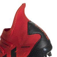 adidas Predator Freak.3 Gras Voetbalschoenen (FG) Rood Zwart Rood