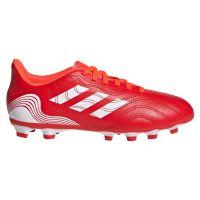 adidas Copa Sense.4 Gras / Kunstgras Voetbalschoenen (FxG) Kids Rood Wit Rood