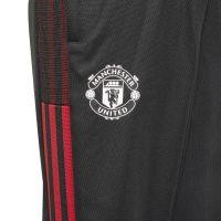 adidas Manchester United Trainingsbroek 2021-2022 Kids Zwart