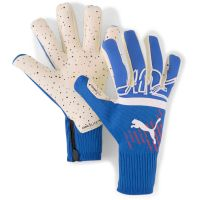 PUMA FUTURE Z Grip 1 Hybrid Keepershandschoenen Blauw Rood Wit