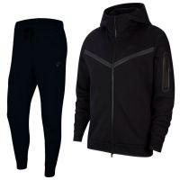 Nike Tech Fleece Trainingspak Full-Zip Zwart