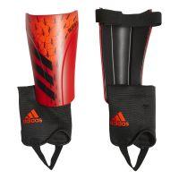 adidas Predator Scheenbeschermers Match Rood Zwart