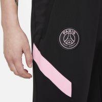 Nike Paris Saint Germain Strike Trainingsbroek 2021-2022 Dames Zwart Roze
