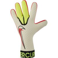 Nike Keepershandschoenen Mercurial Touch Elite Wit Geel Rood