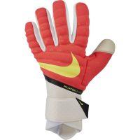Nike Keepershandschoenen Phantom Elite Rood Wit Geel