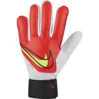 Nike Keepershandschoenen Match Felrood Zwart Geel