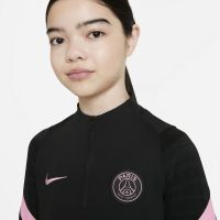 Nike Paris Saint Germain Strike Trainingstrui 2021-2022 Kids Zwart Roze
