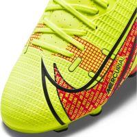 Nike Mercurial Vapor 14 Academy Gras / Kunstgras Voetbalschoenen (MG) Geel Rood Zwart