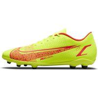 Nike Mercurial Vapor 14 Club Gras / Kunstgras Voetbalschoenen (MG) Geel Rood Zwart
