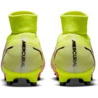 Nike Mercurial Superfly 8 Pro Gras Voetbalschoenen (FG) Geel Rood Zwart