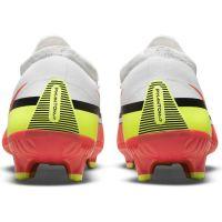 Nike Phantom GT 2 Pro Gras Voetbalschoenen (FG) Wit Rood Geel