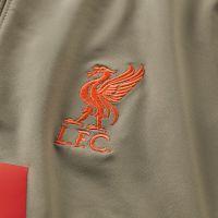 Nike Liverpool Strike Trainingstrui 2021-2022 Bruin Rood