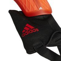 adidas X Scheenbeschermers Match Rood Wit Geel