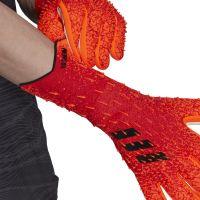 adidas Predator Keepershandschoenen Pro PC Rood Zwart