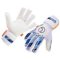 RWLK Clyde Keepershandschoenen Negative Wit Blauw