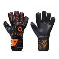 Elite Sport Keepershandschoenen Combat Zwart Oranje