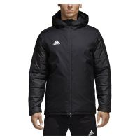 adidas Winterjas CORE18 Zwart Wit
