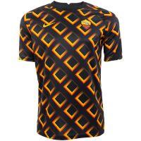 Nike AS Roma Breathe Pre Match Trainingsshirt 2020-2021